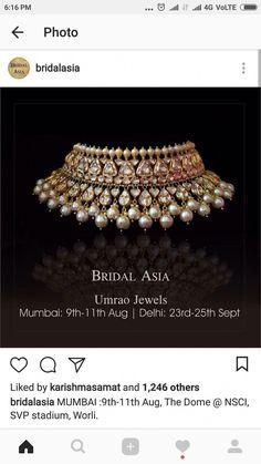 30bcd0820856e 74 Best Wedding jewellery ideas images in 2017 | Hindu weddings ...