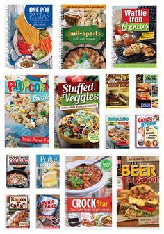 Cookbooks We LOVE