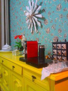Meu cantinho do café by Sandra Dias