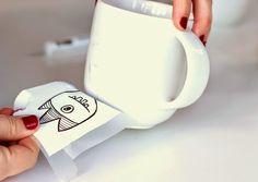 Motiv auf Tasse übertragen                                                                                                                                                                                 Mehr