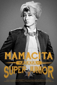 Super Junior Mamacita teaser 8