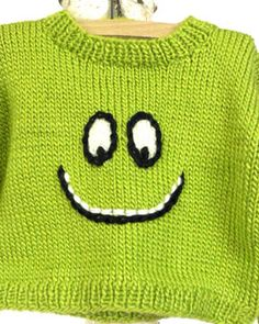Monster Toddler Pullover