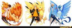 #pokemongo, #candela, #spark, #blanche, #pokemon