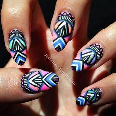 Instagram media jennsnails #nail #nails #nailart