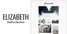 Elizabeth - Blog Theme for WordPress