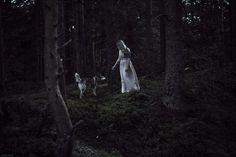 Forest spirits by Aderhine.deviantart.com on @DeviantArt