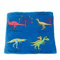 Tyrrell Katz Ręcznik Dinozaury