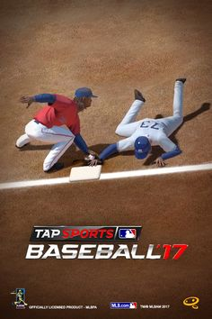 Play Major League Baseball 24/7. Tap to swing with easy one-touch controls, play anytime and anywhere!