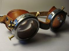 Image result for diy steampunk goggles