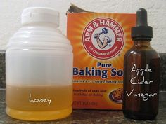 Wash your face every morning with raw honey. Once a day in the evening, do it again, but add baking soda to form a scrub. Use apple cider vinegar as a toner. Voila; your new all natural beauty routine!
