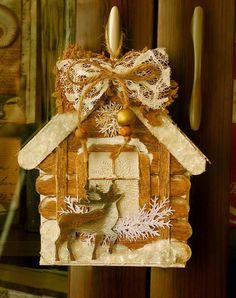 Заоблачный лепет: Мороженый домик