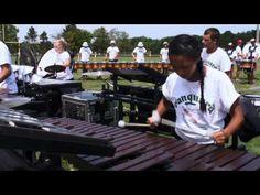 2012 SCV Percussion Standstill