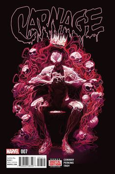 Carnage (2015) Issue #7