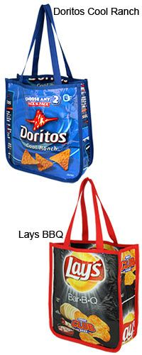 TerraCycle Recycled Snack Chips Bag Tote at The Autism Site