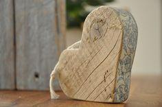 Drewniane+serce+-+zdobione+motywem+w+OLDTREE+na+DaWanda.com