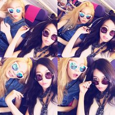 Tiffany & Taeyeon SNSD is filming MV in Thailand