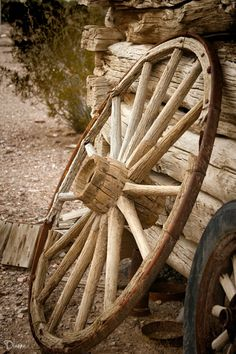 Wheels of time, by Dianne at BetterPhoto.com