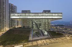Gallery of Hong Kong Institute of Design / CAAU - 12