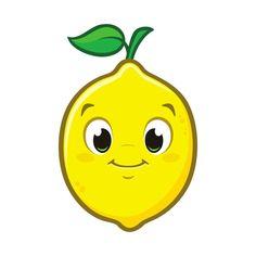 Buy Cartoon Lemon by mumut on GraphicRiver. Vector illustration of cute cartoon lemon for design element Baby Painting, Turtle Painting, Fabric Painting, Simple Cartoon, Cute Cartoon, Kawaii Drawings, Cartoon Drawings, Lemon Drawing, Turtle Painted Rocks