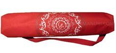 Авторская работа. Чехол для коврика для йоги (йогомата) или для каремата (туристического коврика)