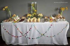 Google Image Result for http://www.thesweetestoccasion.com/wp-content/uploads/2010/03/budget-friendly-wedding-reception-ideas-dessert-bar-paper-garland.jpg