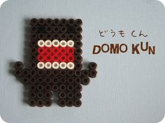 Domo kun - I bet Benji and Katie would love this little guy
