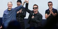 New U2 album given away for free to iTunes users