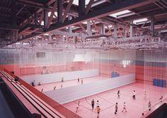ALLMANN SATTLER WAPPNER ARCHITEKTEN Sporthalle Tübingen