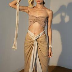 Measurements Size (cm) Waist Hips Length S 64 90 82 M 68 94 84 L 72 98 86 Composition and Care Material: Cotton, LinenGently Wash Korean Design, 2 Colours, Selena, Skirts, Cotton, How To Wear, Dresses, Fashion, Vestidos
