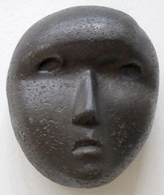 henry moore mask, 1929