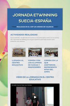 Jornada eTwinning Suecia-España