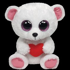 Sweetly the Bear, Status-Released in Some Stores but Not Many, Valentines!