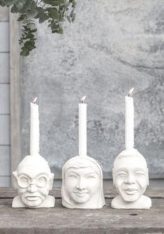 Love Warriors Mahatma Gandhi candleholder