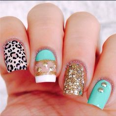 I love the designs and the nail polish