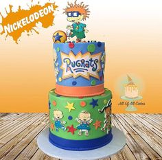 Toddler Birthday Cakes, 1st Birthday Party Themes, Baby Boy 1st Birthday, Birthday Cake Girls, Birthday Ideas, Baby Party, Baby Shower Parties, 1st Birthdays, Baby Shower Cakes