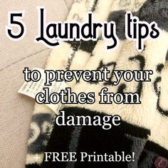 Have you ever gotten dressed in the mornings only to find that your clothes have shrunk a little or something you just purchased has damaged in the wash or the color has faded? Don't feel alone, we all have! Truth is, it's frustrating. The never ending piles of laundry will always be a part of our lives as busy women and moms, so today I am sharing some great tips with you on how you can take care of your clothing to have them last longer.