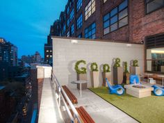 outdoor office space indoor terrace at googles nyc office would love to have an outdoor space again for lunches etc 19 best outdoor spaces images outdoor office living