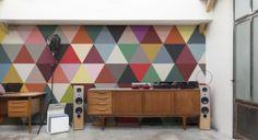 Bien Fait - Mosaic Classic Wallpaper - Paper Room