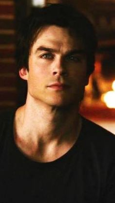Ian Somerhalder - being able to look so vulnerable is what makes him a great actor and the sexiest man alive