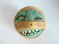 I had one of these Vintage 1985 MADBALLS Dust Brain Toy Ball Retro the dense foam it was made of fell to bits:/ Back In My Day, Cartoon Toys, Childhood Days, I Remember When, Character Names, Vintage Toys, 1980s, Balls, Brain
