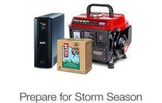 Amazon Storm Preparedness Event