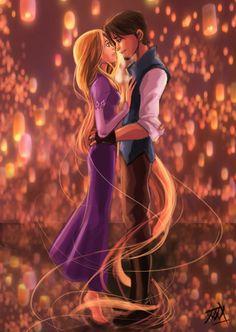 Tangled : A fairy tale by zearz.deviantart.com on @deviantART