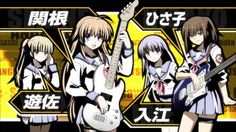 Angel Beats!: op 2 c
