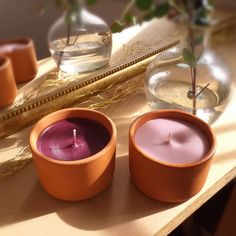 Homemade Candles, Diy Candles, Scented Candles, Creation Bougie, Velas Diy, Candle Store, Candle Art, Candle Labels, Candle Containers