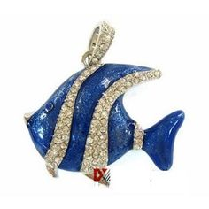 Pendrive Personalizado Joia - Peixe com pedras brihantes R$63.90