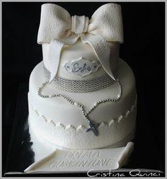 Comunion cake - Cake by Cristina Quinci