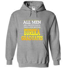Eureka College Graduates For Men T Shirt, Hoodie, Sweatshirt