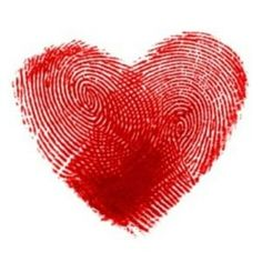 Tattoos For Kids, Mom Tattoos, Couple Tattoos, Trendy Tattoos, Finger Tattoos, Tatoos, Sibling Tattoos, Heart Tattoos, Fingerprint Tattoos