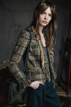 Sfilate Maiyet Pre-Collezioni Autunno-Inverno 2015-16 - Sfilate New York - Moda Donna - Style.it
