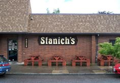 Stanich's Portland or. sports bar & grill -best burger in town